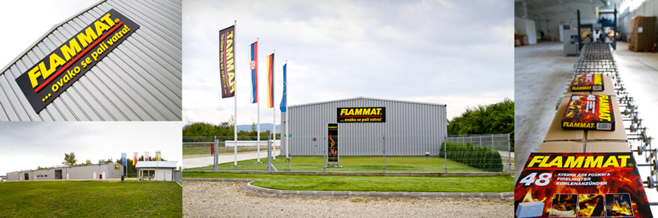 Flammat new factory opened in Bela Crkva, Serbia
